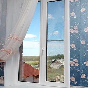 Пластиковые окна в дизайне интерьера