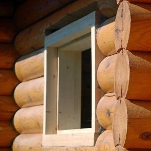 Окосячка дверей и окон – залог надежности дома