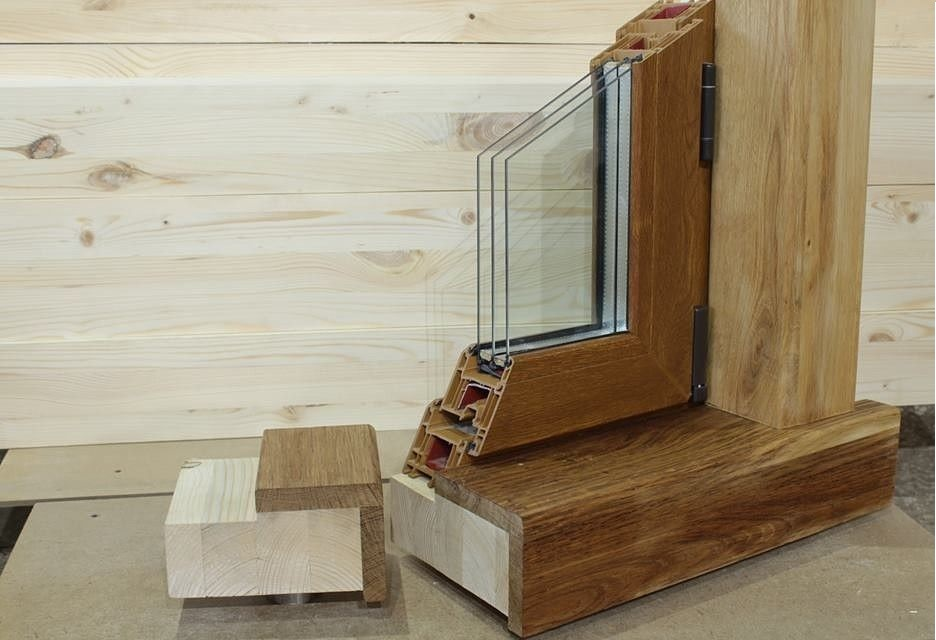 Деревянная коробка для окна своими руками 4