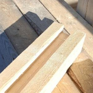 Отличия обсады окосячки окон в деревянных домах