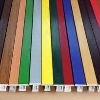 Цветные пластиковые окна в Клину