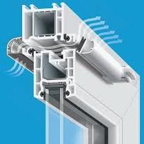 Вентиляция пластиковых окон – приточные клапаны