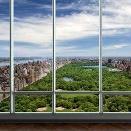 Панорамное остекление домов и коттеджей