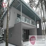 Панорамное остекление дома проект Штутгарт