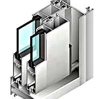 Алюминиевая система Provedal для остекления балконов и лоджий