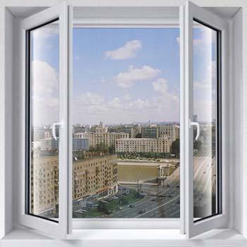 Энергосберегающие стеклопакеты в окнах Rehau