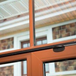 Новинка: надежные окна из стеклопластика