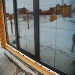 Раздвижные окна двери патио