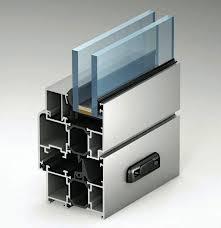 Теплый алюминий Alutech W62