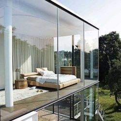 Панорамное и фасадное остекление домов и коттеджей