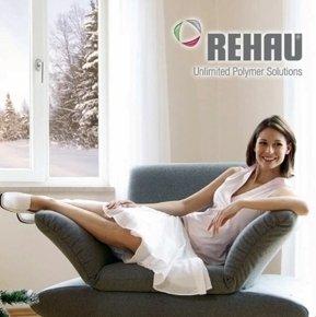 Компания Софос - производитель пластиковых окон REHAU